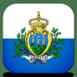 Bandeira da São Marino