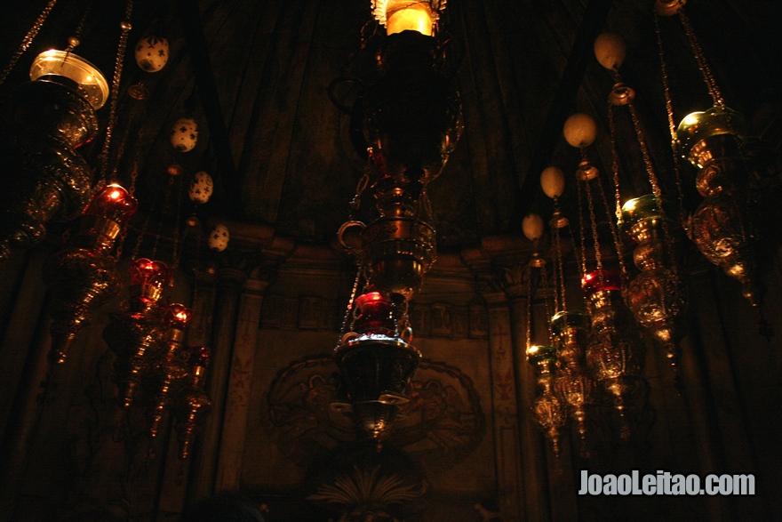 Capela do Anjo no Santo Sepulcro