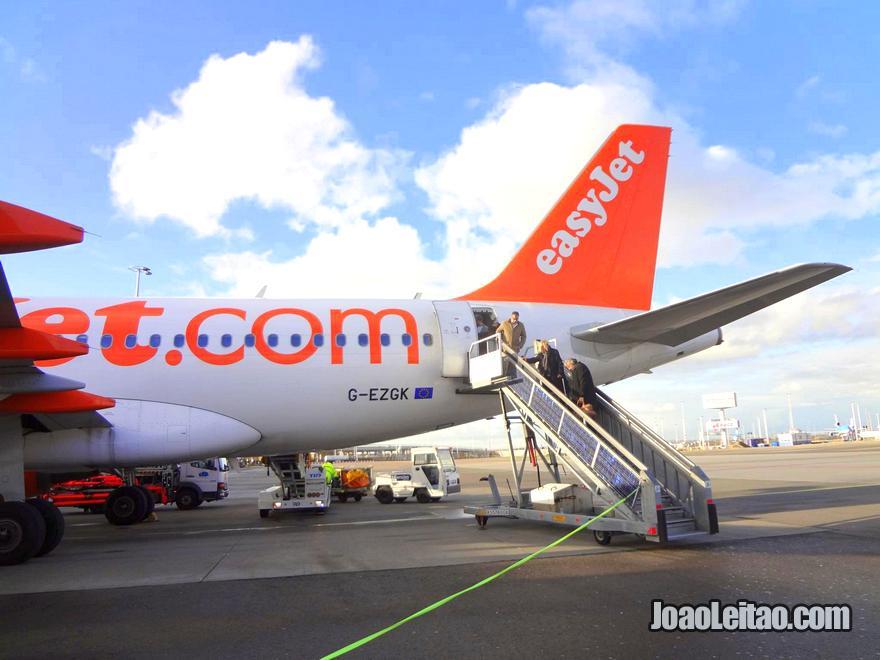 EasyJet companhia Low-Cost