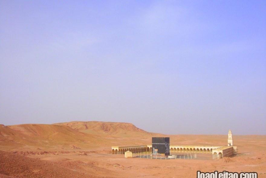 Cenario do Filme Journey To Mecca - In The Footsteps of Ibn Battuta em Ouarzazate