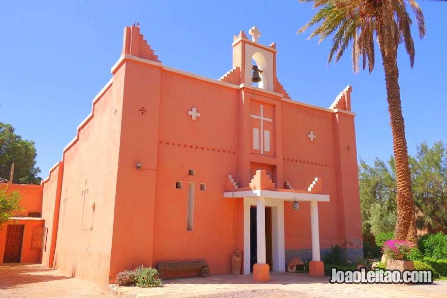 Igreja de Sainte Thérèse de Ouarzazate