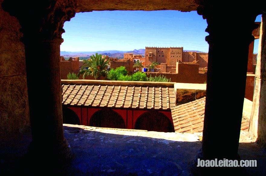 Vista de Ouarzazate
