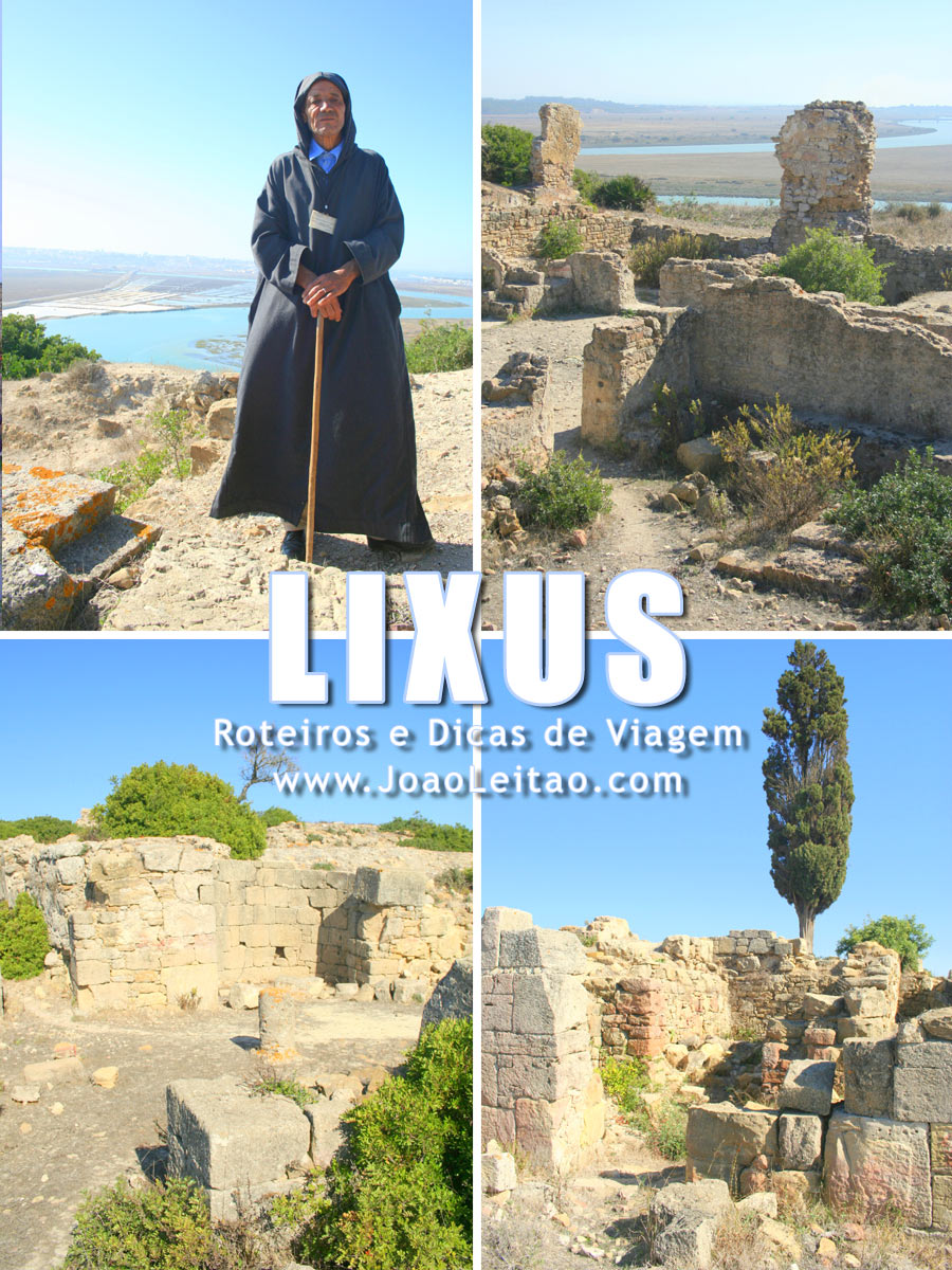 Cidade Antiga de Lixus