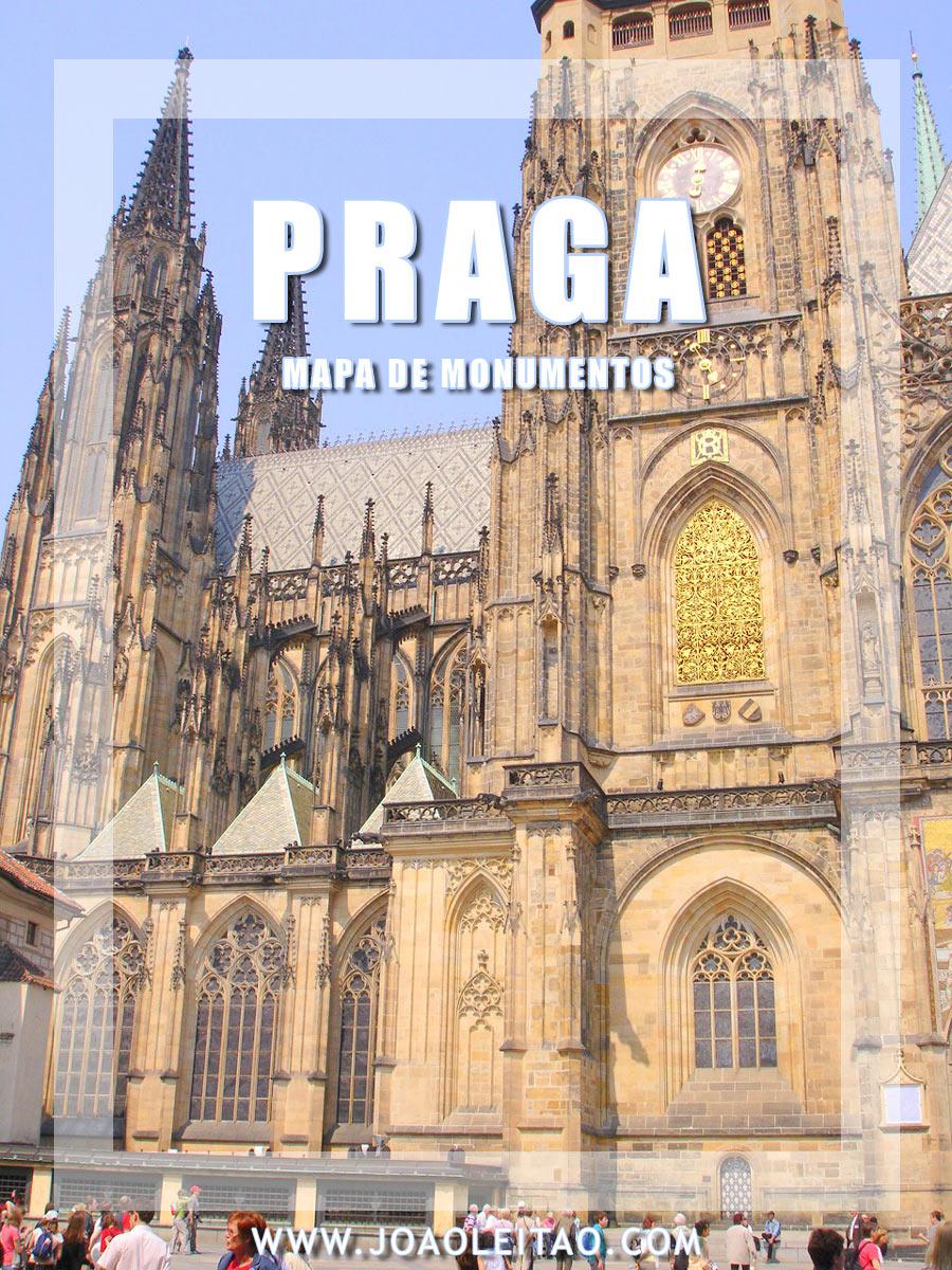 PRAGA MONUMENTOS