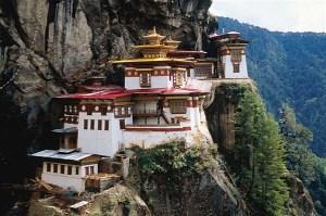 Visitar o Butao