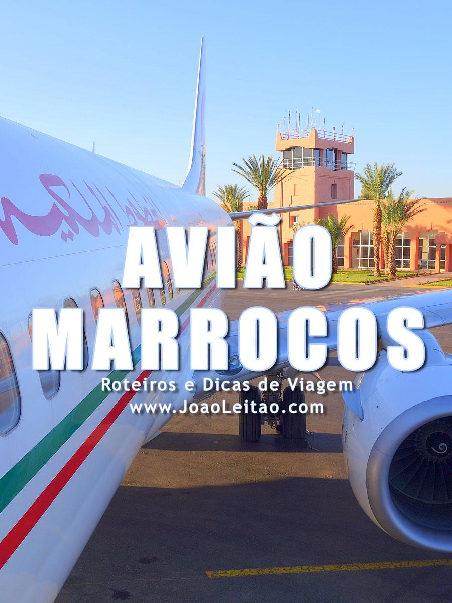 Como comprar bilhete de avião para Marrocos