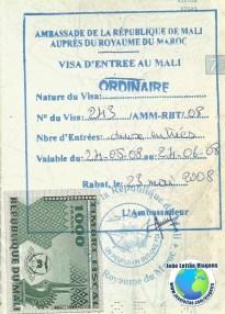 Visa Mali (embassy in Rabat)