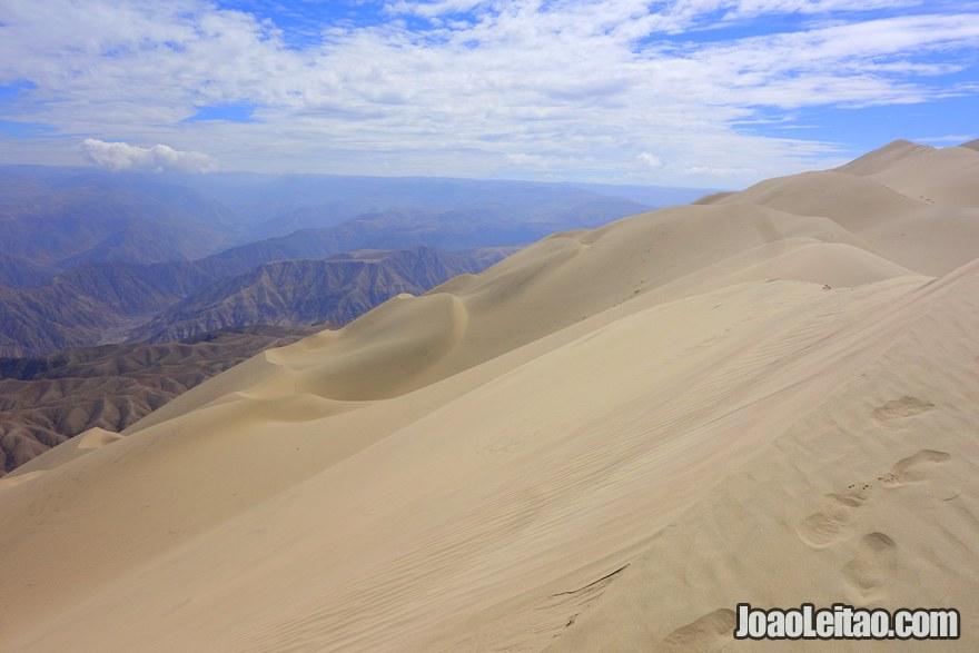 Cerro Blanco Peru