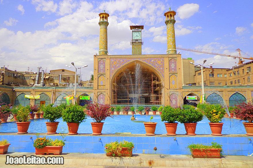 Mesquita do Imam Khomeini em Teerão