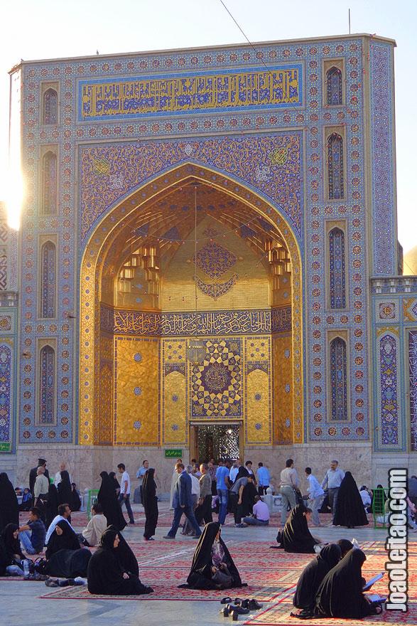 Santuário de Imam Reza em Mashhad