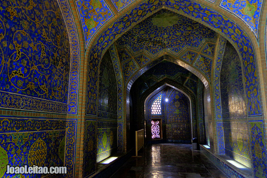Mesquita Sheikh Lotfollah em Isfahan