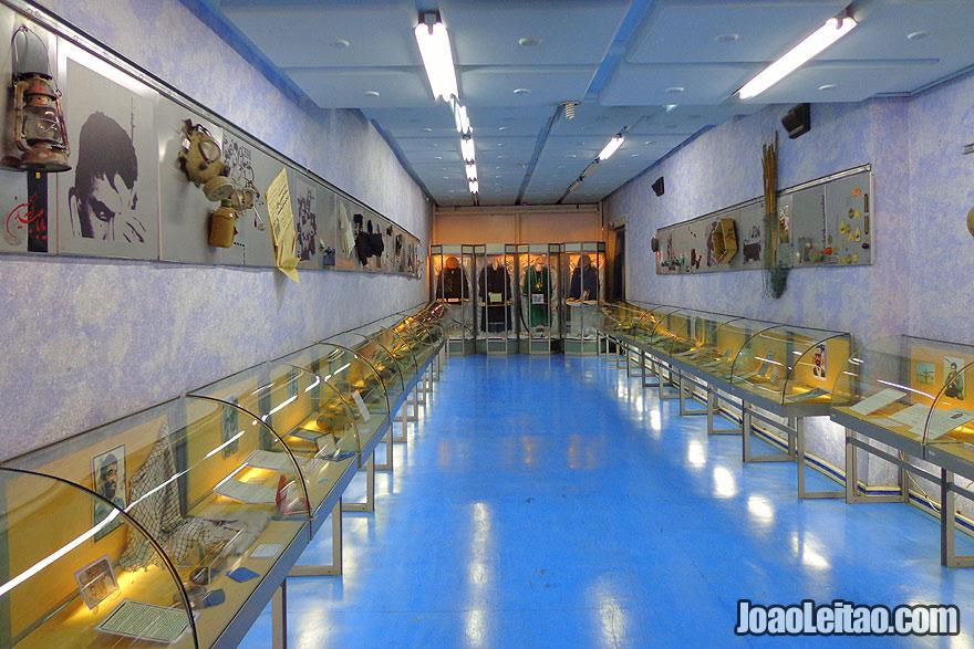 Museu dos Mártires Shohada em Teerão