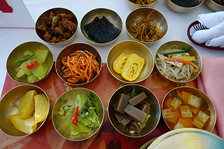 Comida na Coreia do Norte