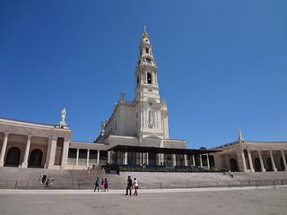 Santuário de Fátima Portugal