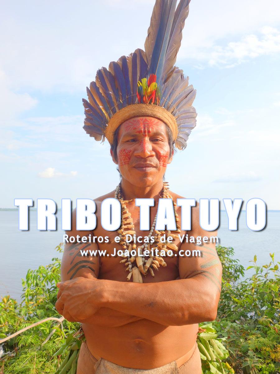 Tribo Tatuyo do Brasil, Incrível vida de uma tribo brasileira querendo sobreviver