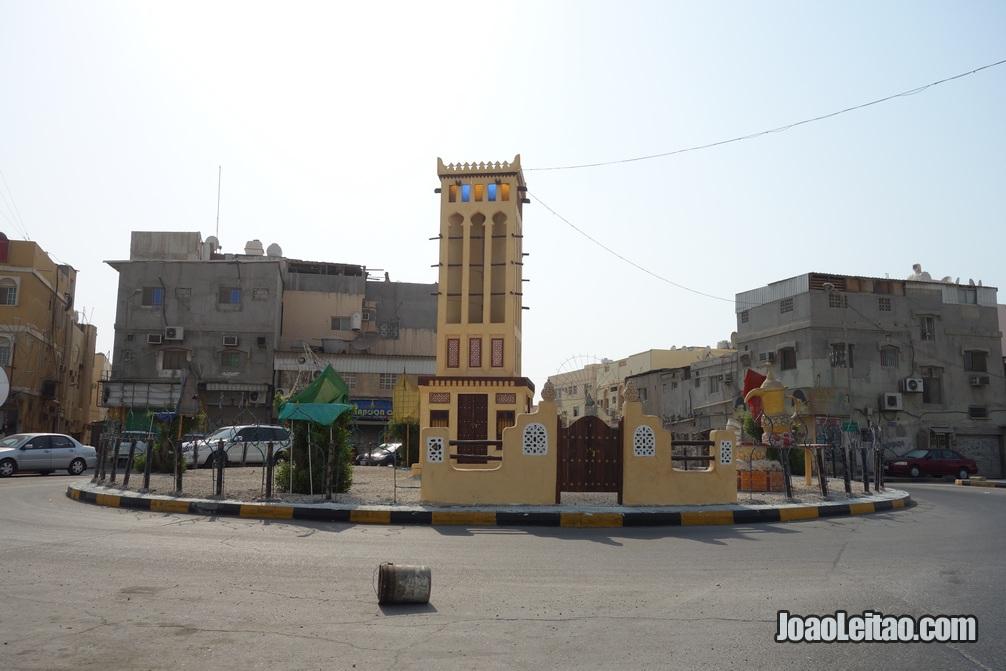 Rotunda da aldeia de Saar no Barein