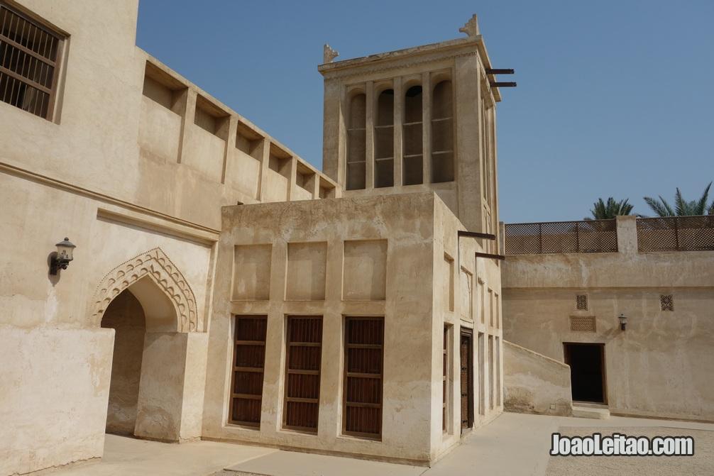 Casa do Shaikh Isa Bin Ali em Murharraq no Barein