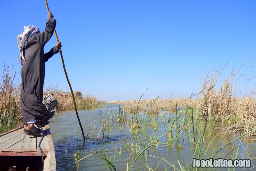 Mesopotamian Marshes