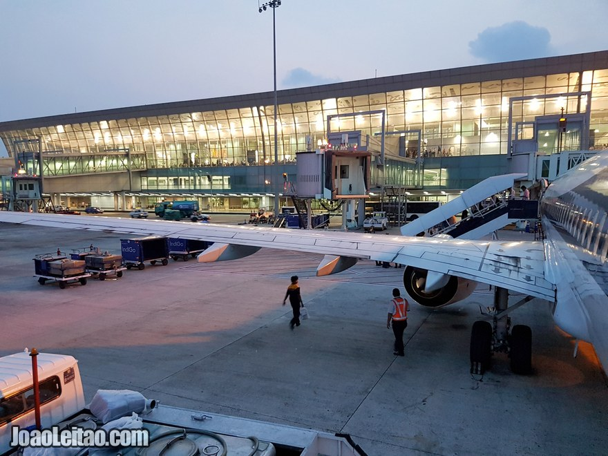 Aeroporto Internacional Netaji Subhas Chandra Bose em Calcutá