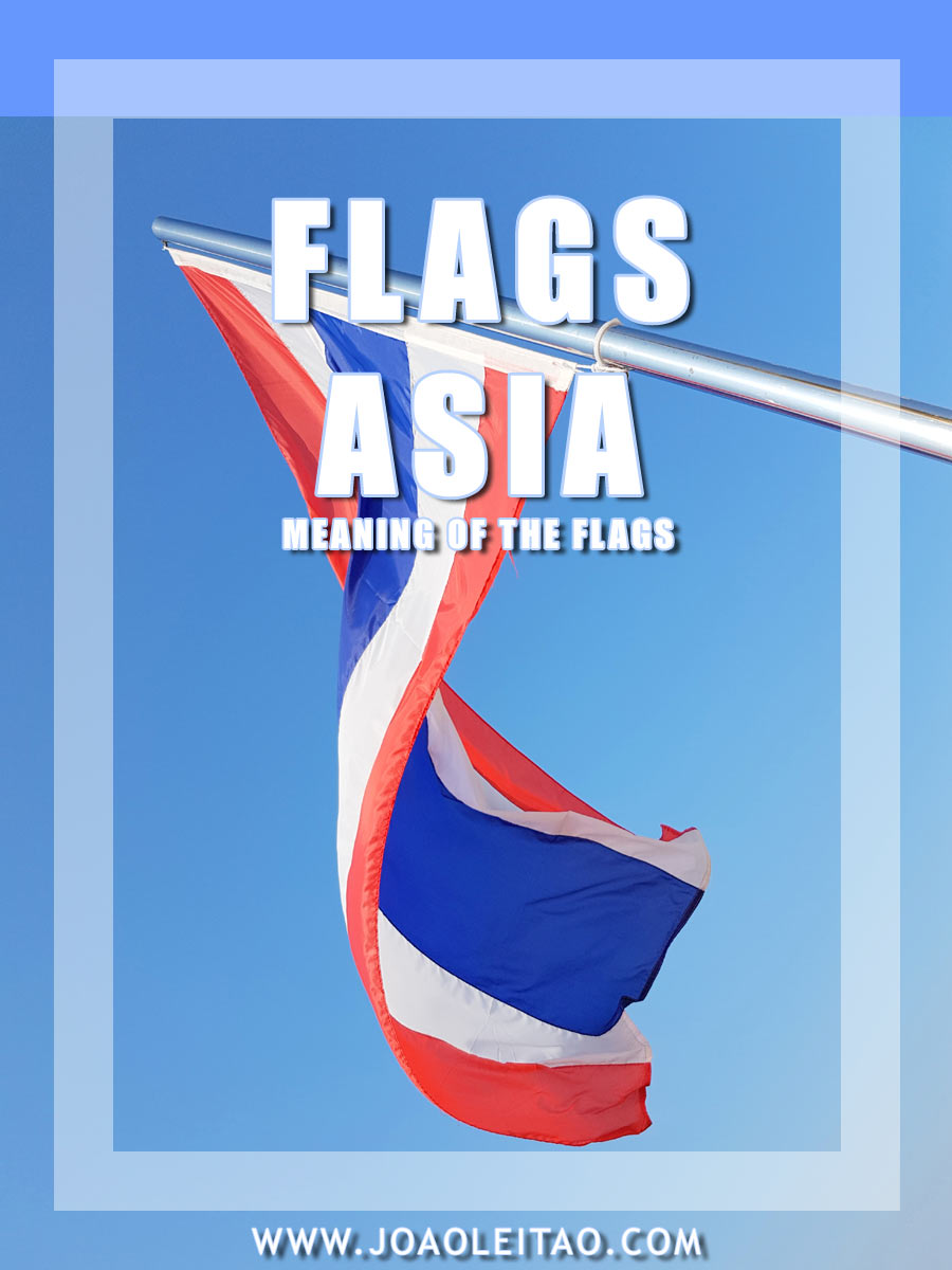 Meaning of the Flags of Asia