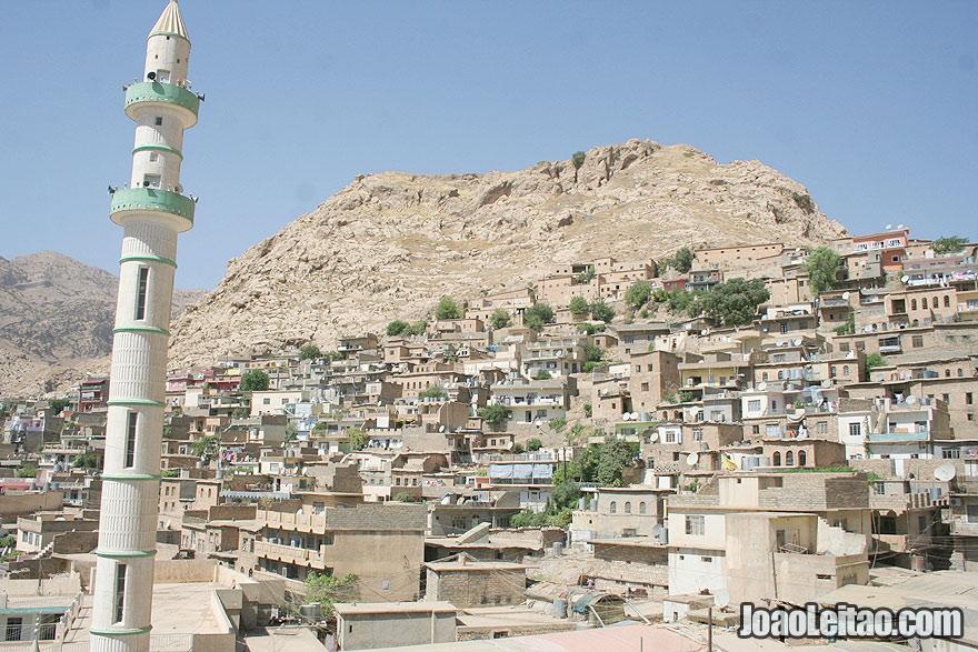 Visit Aqrah Kurdistan Iraq