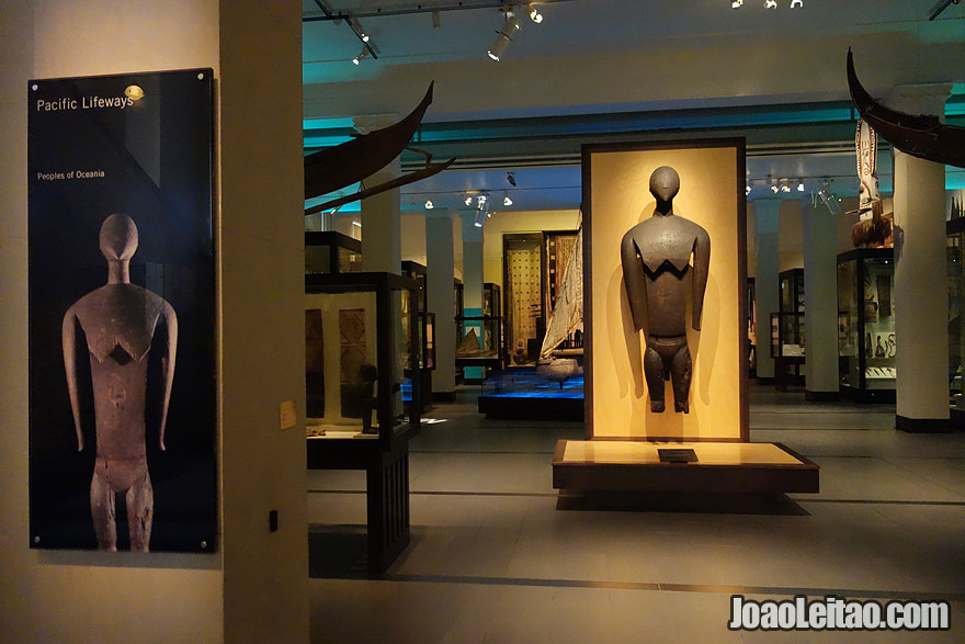 Visit Oceania Collection Auckland Museum New Zealand