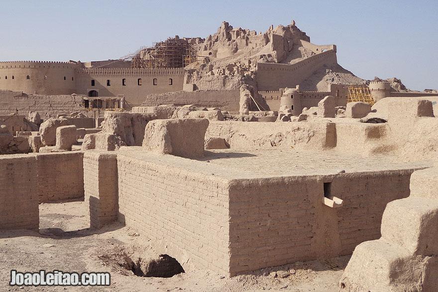 Visit Bam, Iran