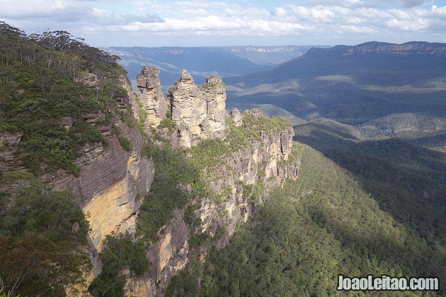 Visit Blue Mountains National Park, Australia