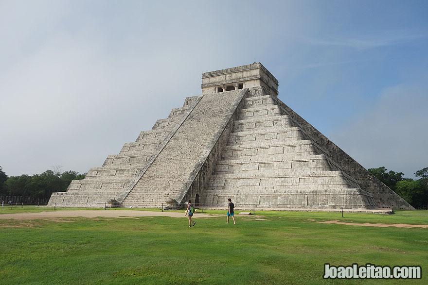 Visit Chichen Itza Mayan Ruins Mexico