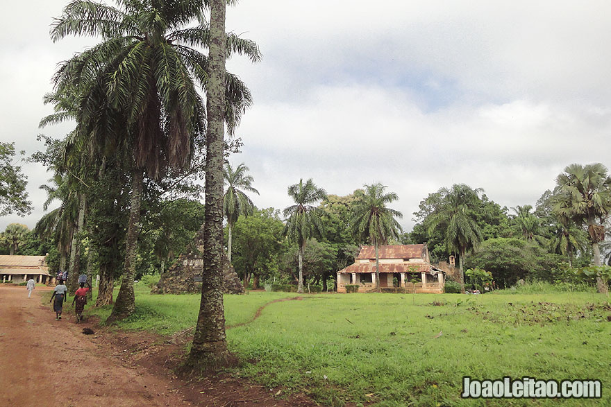 Visit Faradje Democratic Republic Congo