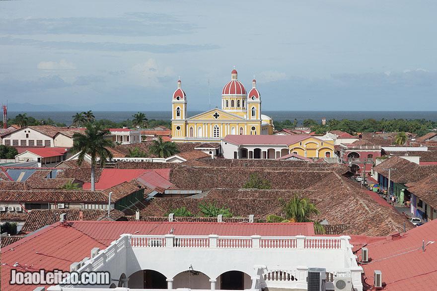Visit Granada Nicaragua