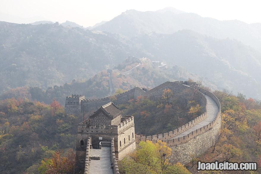 Visit Great Wall, China