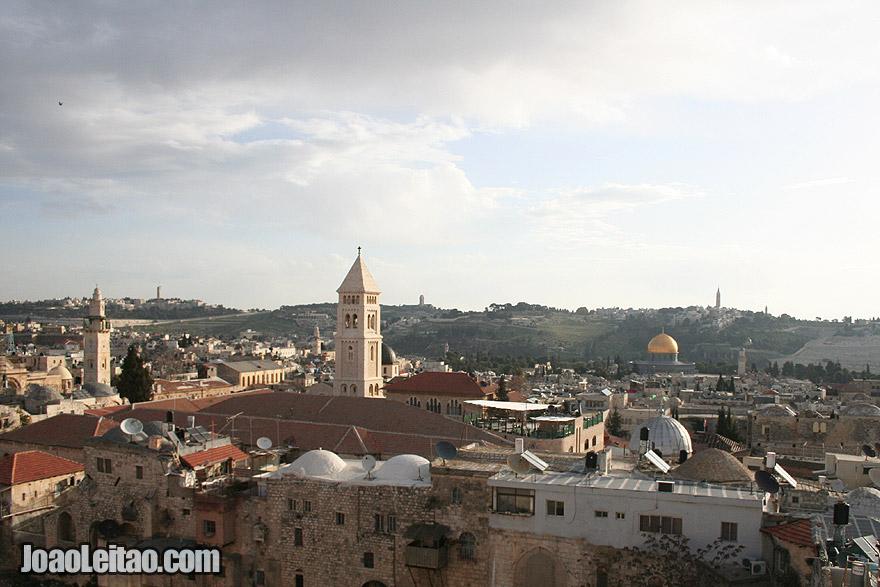 Visit Jerusalem, Israel