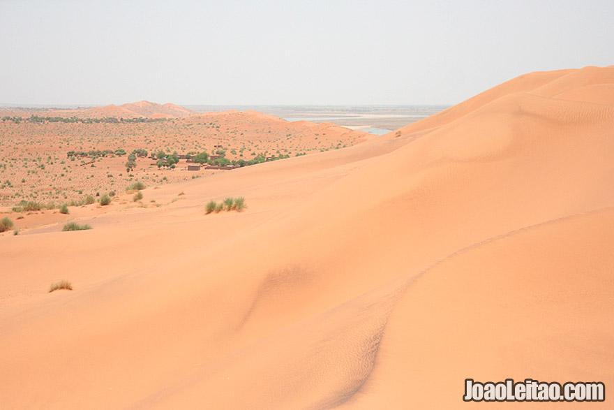 Visit La Dune Rose in Mali - Africa Best Destinations