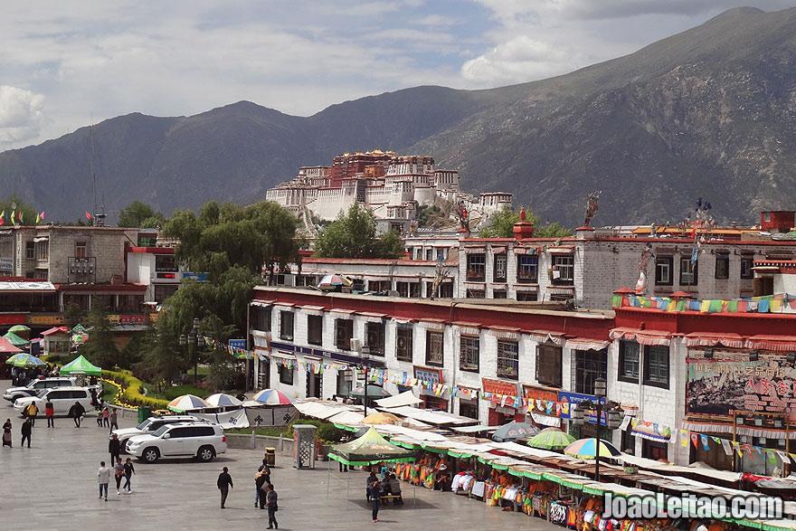 Visit Lhasa, Tibet China
