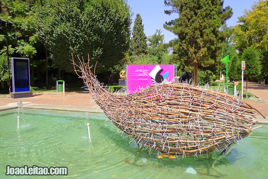 Modern Art Sculptures - What to see in Iran