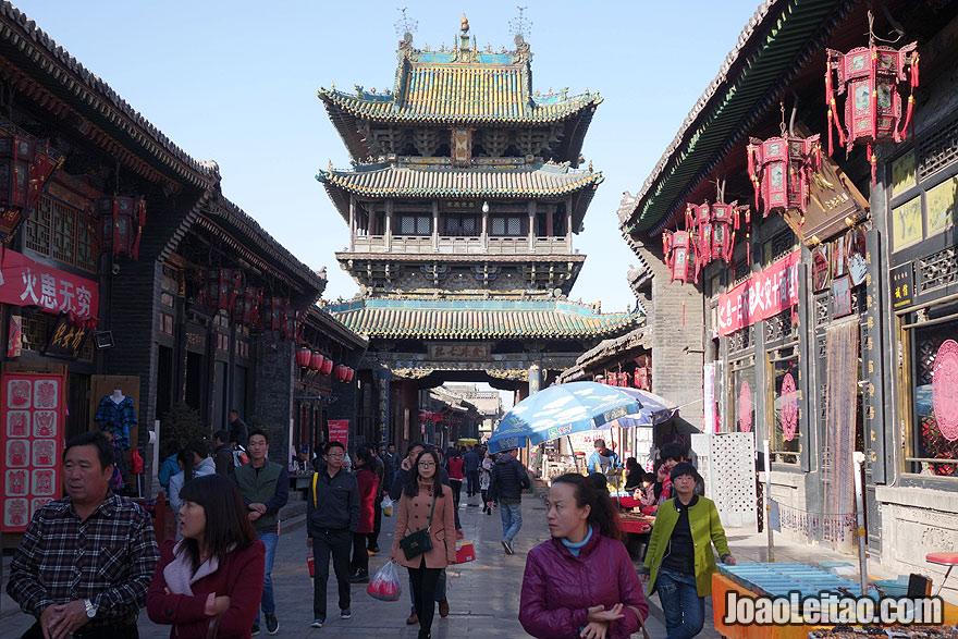 Visit Pingyao, China