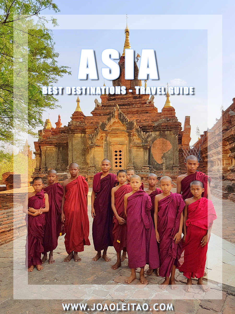 Asia Best Destinations - Travel Guide
