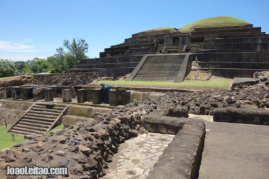 Visit Tazumal El Salvador