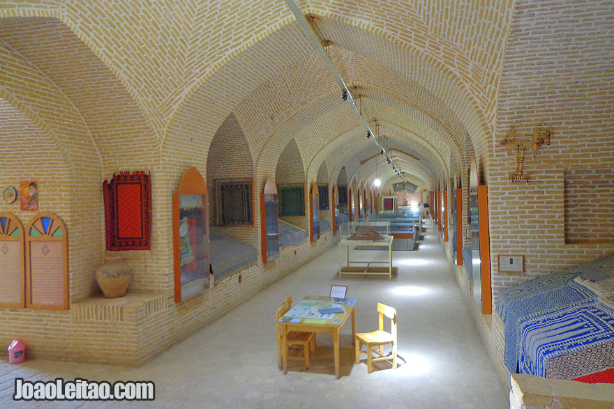 Textile Museum in Meybod - What to do in Iran