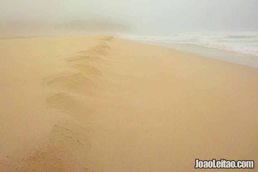 Praia de Ras Madrakah