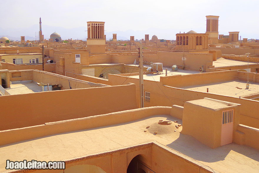 Yazd Old City - Where to go in Iran