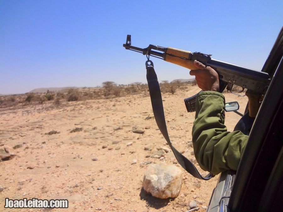 Taxi Hargeisa to Berbera via Laas Gaal in Somaliland