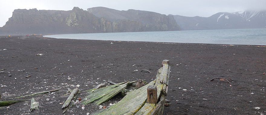 Visit Deception Island - Antarctica Travel Guide