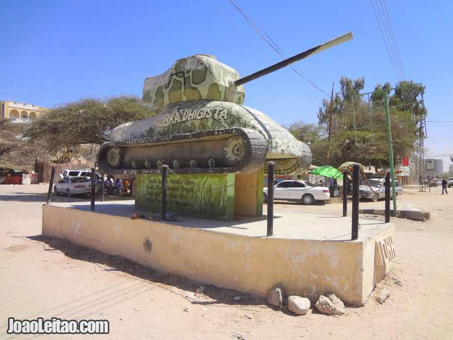 Visit Hargeisa in Somaliland