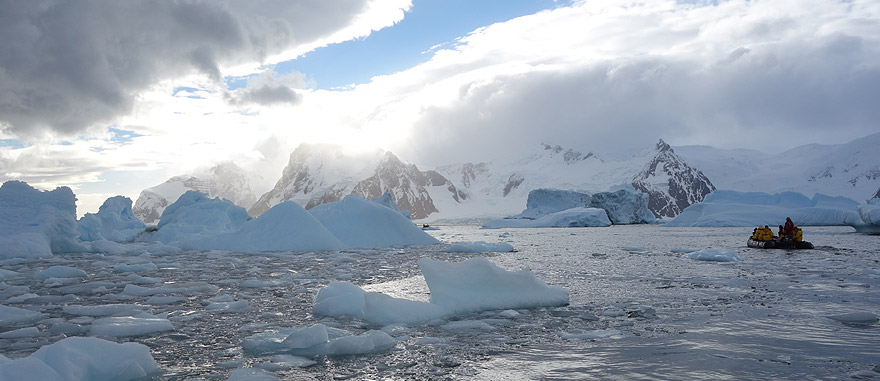 Visit Horseshoe Island - Antarctica Travel Guide