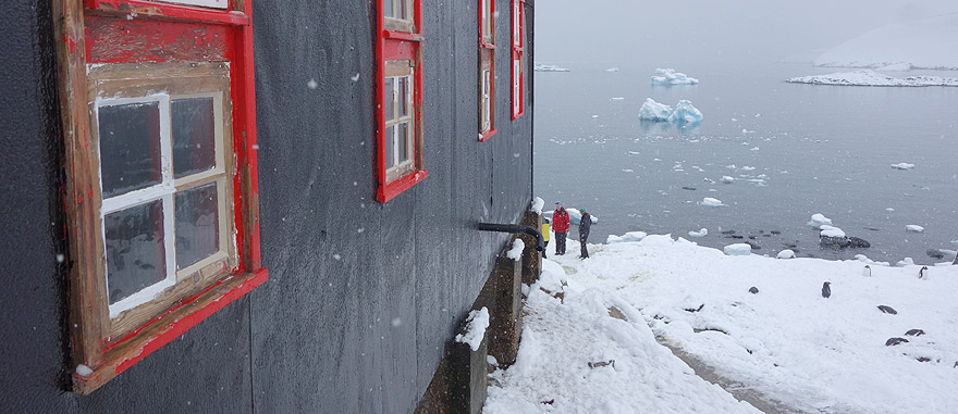 Visit Port Lockroy - Antarctica Travel Guide