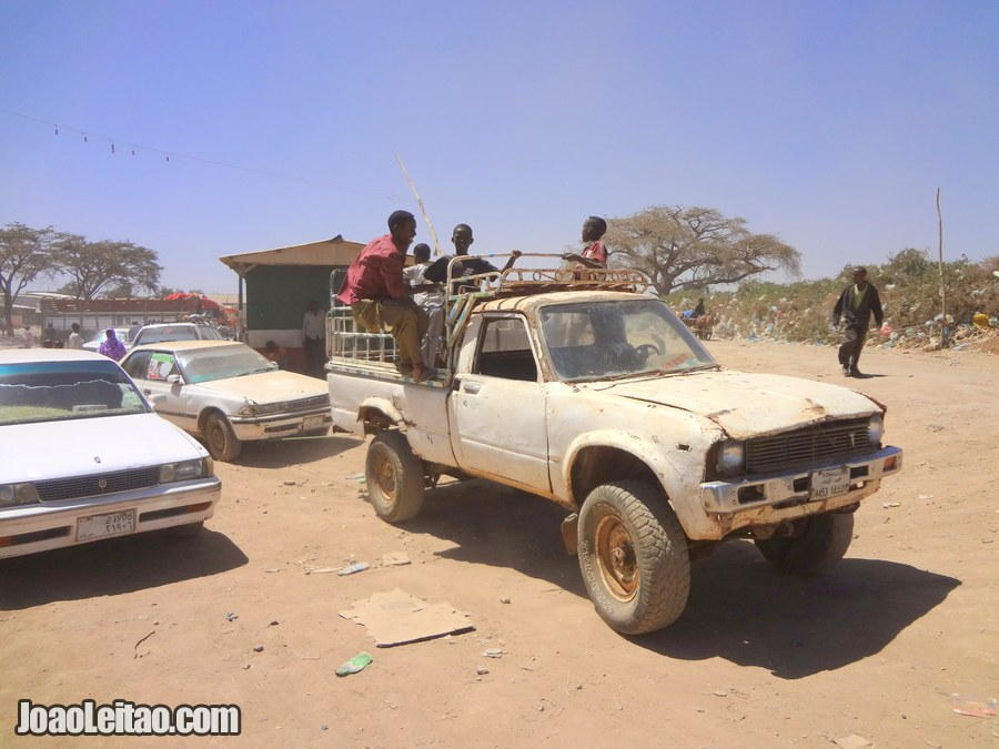 Wajaale in Somaliland