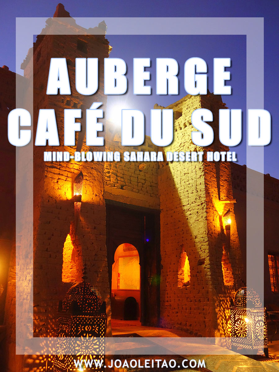 Mind-blowing Sahara Desert Hotel - south Morocco