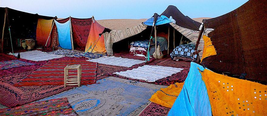 Hotel in Sahara Desert - Auberge Café du Sud